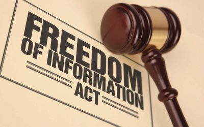 Course 106 – Freedom of Information Act (FOI)