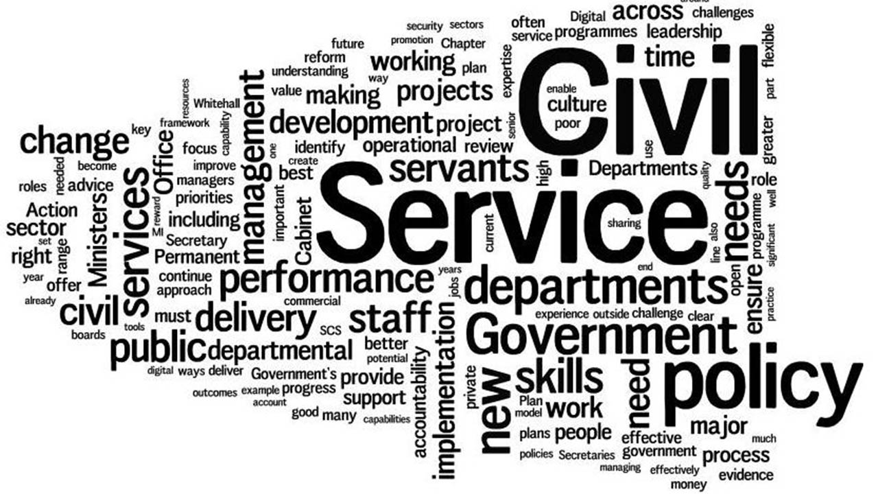 Course 103 – Federal Civil Service Strategy and Implementation Plan (FCSSIP 2017 – 2020)