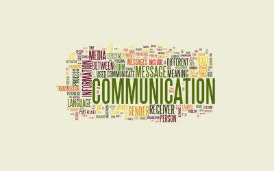 Course 109 – Strategic Communication/ Presentation Skills