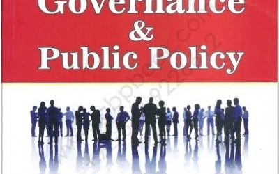 Course 102 – Understanding and Promoting Good Governance and Public Policy