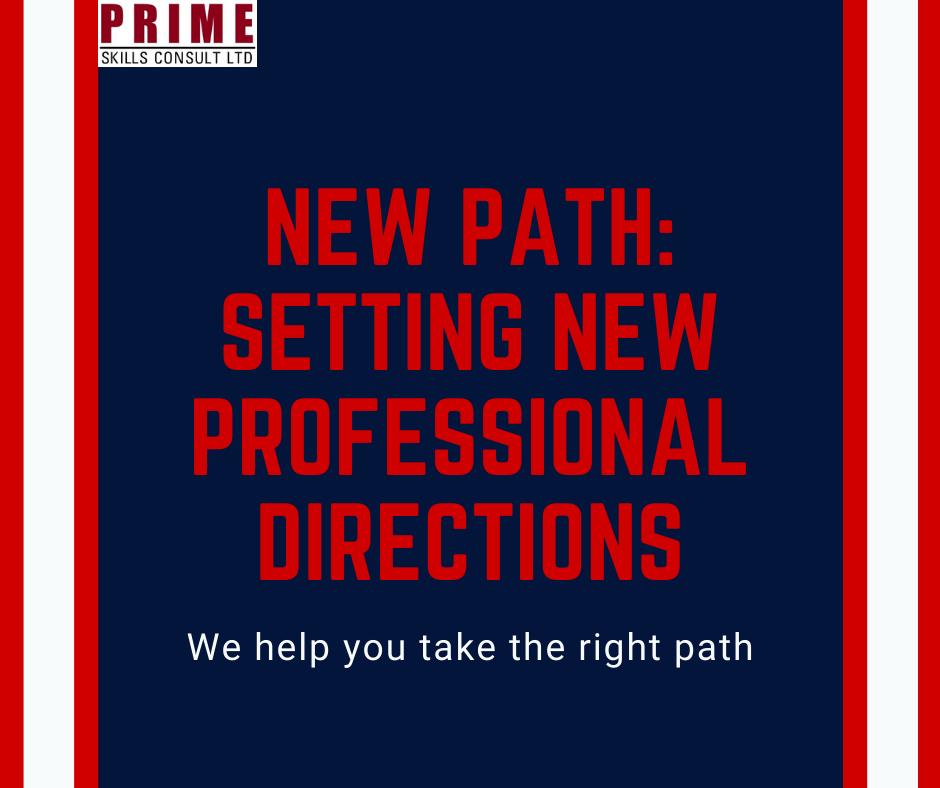 NEW PATH: SETTING NEW PROFESSIONAL/ENTREPRENEURSHIP DIRECTIONS FOR WOMEN – 28 October 2020